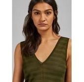Gestricktes Tanktop Ted BakerTed Baker #naturalhaircareproducts Gestrickter Tank ...